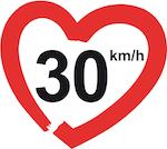 30 km/h - macht die Straßen lebenswert