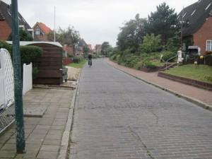 Autofreie Wohnstraße