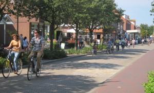 Hauptverkehrsmittel Fahrrad