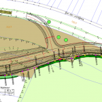 Planung für Radweg zwischen nördlichem Ende Grünsinker Straße und Wirtschaftsweg nach Etterschlag